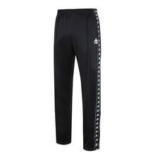 [Kappa] KIFP354MN Pants - Black