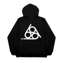 [FANATIK] 666 Logo Hoodie Black