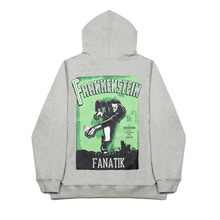 [FANATIK] Frankenstein Hoodie Grey