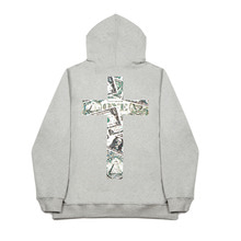 [FANATIK] Money Cross Hoodie Grey