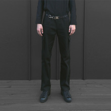 [10%할인][VERDAMT] Incision Pants - Black