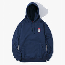 [Have a good time] FW17 Mini Frame Pullover Hoodie - Navy