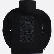 [NOT4NERD]Black Gate Pullover Hood - Black