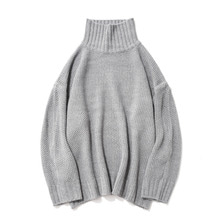 [12%할인] [파르티멘토]Links Turtle Neck Knit Gray