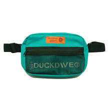 [DUCKDIVE]D'ER CROSS BAG-BLUEGREEN