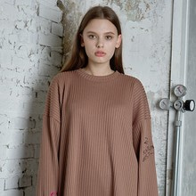 [ 30% SALE ][ 아이디픽스스위치 ] BERLIN KNIT T - CAMEL
