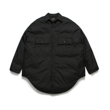 [10%세일][LAFUDGESTORE] (Unisex) Gleam Shirt Padding_Black