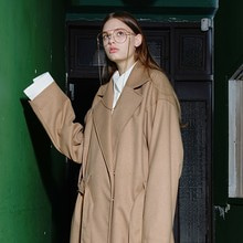 [ 30% SALE ][ 아이디픽스스위치 ] BERLIN OVER COAT - CAMEL