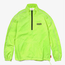 [MAHAGRID] WARM-UP TRACK TOP LIME