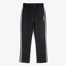 [MAHAGRID] LOGO TRAINING PANTS BLACK