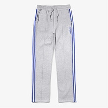 [MAHAGRID] LOGO TRAINING PANTS GREY