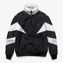 [MAHAGRID] MACAN HEAVY TRACK TOP BLACK