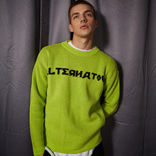 [SHETHISCOMMA]ALTERNATIVE KNIT