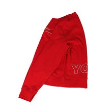 [YOMON] Refrective Sweat - RED