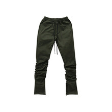 [011] [3차 재입고] Zipper Shirring Pants (khaki)