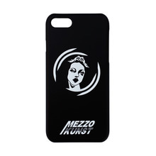 [MEZZO KUNST] HIGHER IPHONE CASE - BLACK