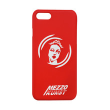 [MEZZO KUNST] HIGHER IPHONE CASE - RED