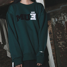 [50% SALE][MUTEMENT]GREEN MUET FLEECE MTM