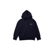 [OVERR][10/20 예약발송] ESSAY.3 NAVY SCOTCH PIPING HOODIE