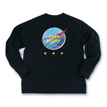 [Feel Enuff] International Crewneck - Black