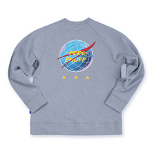 [Feel Enuff] International Crewneck - Grey