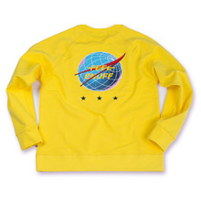 [Feel Enuff] International Crewneck - Yellow