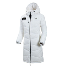 [Kappa] KIDJ435MM Duckdown Jacket - White