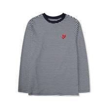 [Bravado] THE ROLLING STONES CLASSIC TONGUE STRIPE NAVY LONG SLEEVE