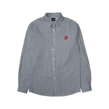 [Bravado]TRS CLASSIC TONGUE STRIPE 2 SHIRT BLUE