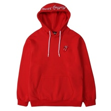 [Bravado]THE ROLLING STONES CLASSIC TONGUE COLOR HOODIE RED