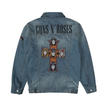 [Bravado]GNR APPETITECROSS DENIM JACKET