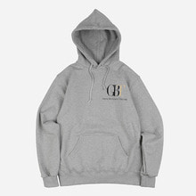 [GRAND BATTEMENT]GBT SOUVENIR Hoodie grey