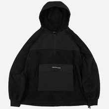[GRAND BATTEMENT]WARM DOWN Anorak black