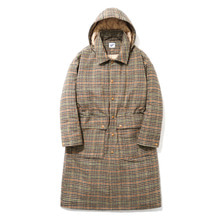 [파르티멘토]Gun Club Check Coat