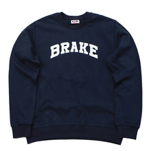 [MAGNUMX] BRAKE MTM T-shirt (NAVY)