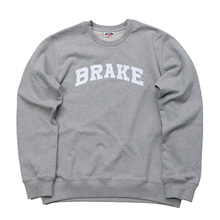 [MAGNUMX] BRAKE MTM T-shirt (GRAY)
