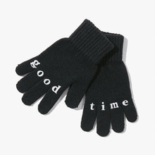 [Have a good time] FW17 Good Time Gloves - Black