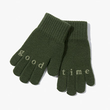 [Have a good time] FW17 Good Time Gloves - Olive