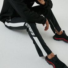 [15%할인][ALLEYESONYOU] Signature PT Pants - BLACK