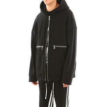 [LANG VERSIO]Zipper Hood Zip-up [기모]