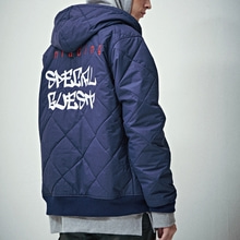 [50%할인][SPECIALGUEST]ROYAL QUILTED JACKET - NV