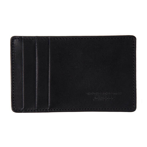 [AGINGCCC]243# Y CARD WALLET-COW HIDE