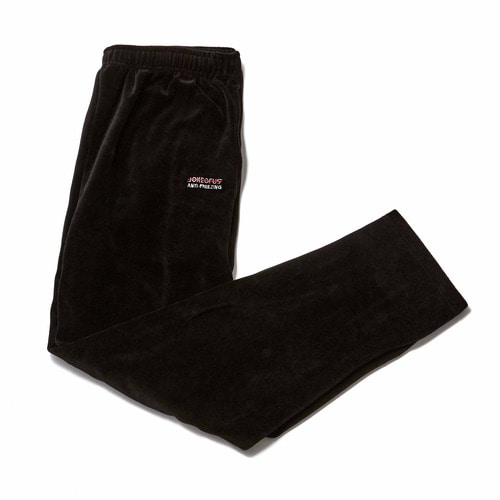 [Joke of us] Anti Freezing Velour pants