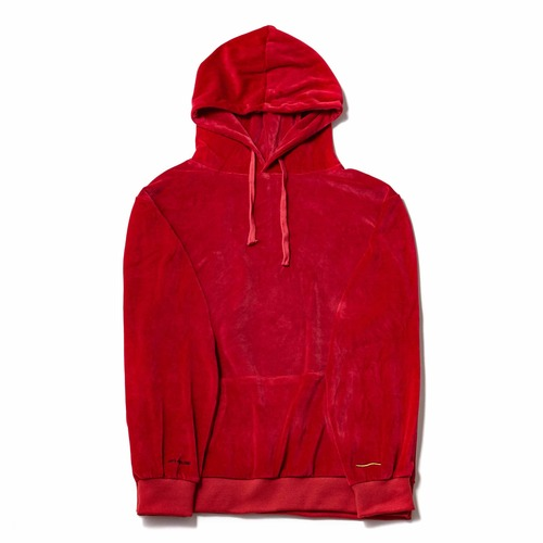 [Joke of us] Anti Freezing Velour hoodie