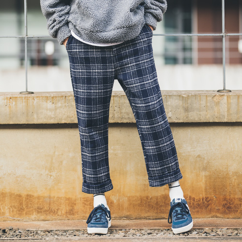 [45% sale] [WOLPENDER] (Unisex) Delta Check PajamaPants