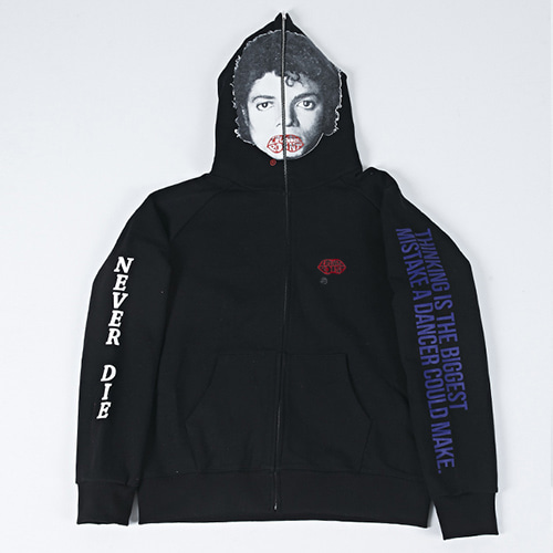 [20%할인] [LIPUNDERPOINT] MICHAEL HOOD ZIP UP