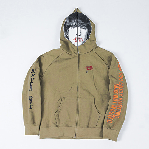 [20%할인] [LIPUNDERPOINT] JOUN HOOD ZIP UP