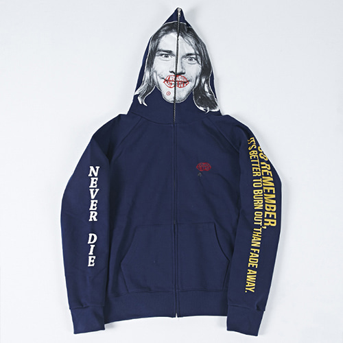 [20%할인] [LIPUNDERPOINT] KURT HOOD ZIP UP