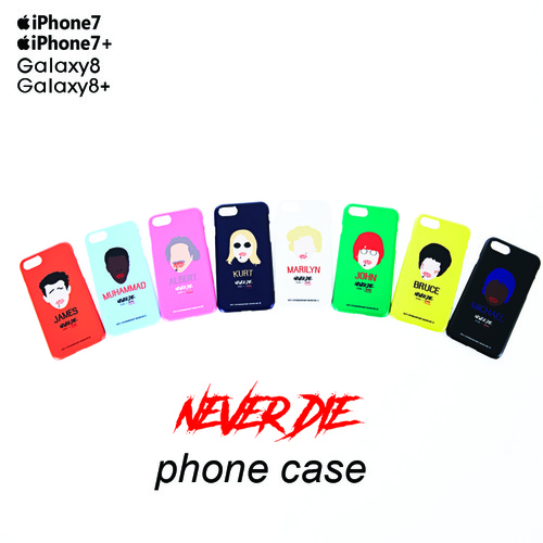 [LIPUNDERPOINT]NEVER DIE_PHONE CASE