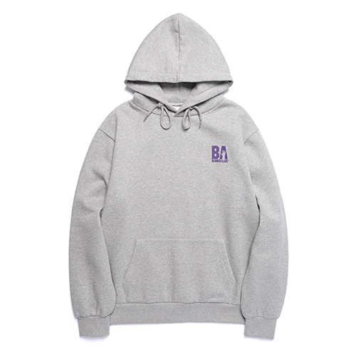 [30%OFF] [Buried Alive] Ba Standard Hoodie Grey